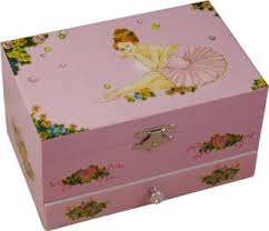 childrens boxes eloise ballerina musical jewellery box box world uk