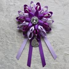 purple baby shower ideas to be corsage baby shower ideas baby girl shower