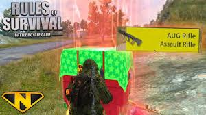 Of Survival New Aug Assault Rifle Camo Of Survival