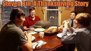 steven bill a thanksgiving story