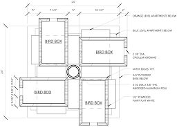 oriole bird house plans luxihome