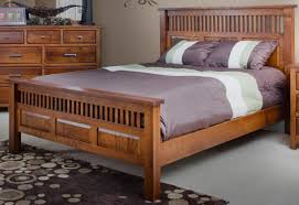 mission style oak bedroom furniture craftsman bedroom mission