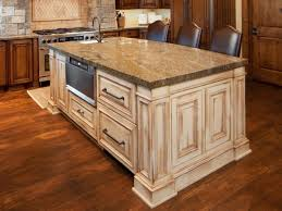antique kitchen island table kitchen beautiful kitchen island table design ideas with brown