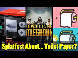 is pubg coming to ps4 pubg coming to ps4 splatoon splatfest is about toilet paper snes