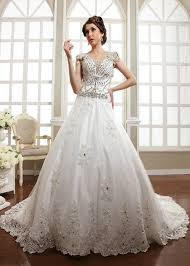 lace backless wedding dress lace backless wedding dress crystals beaded appliques cutout cap