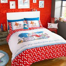 childrens kids roald dahl bedding or cushions 100 cotton ebay