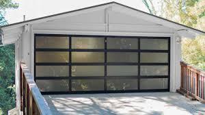 clopay wood garage doors wood and glass garage door image collections doors design ideas