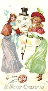 246 best vintage christmas greeting cards images on pinterest