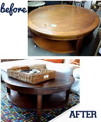 Painted Wood Coffee Table Best 25 Painted Coffee Tables Ideas On Pinterest Beach House