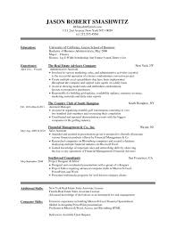Perfect Resume Templates The Perfect Resume Template Saneme