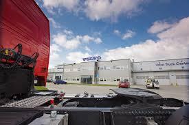 volvo truck center new volvo trucks center inaugurated in poland autoevolution