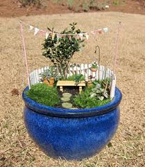 Fairy Garden Party Ideas by Junk U0026stuff Fairy Garden