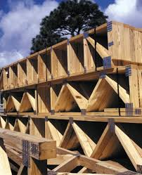 Prefabricated Roof Trusses Roof Trusses Floor Trusses Engineered Wood Products And Lumber