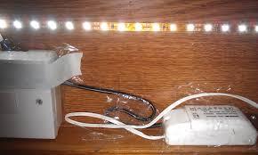 Kitchen Furniture Under Kitchen Cabinet Lighting Reviews Home - Light under kitchen cabinet