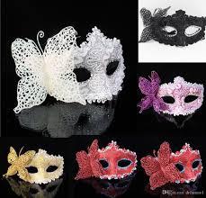 masquerade halloween costume venetian masquerade halloween costumes party butterfly lace mask