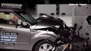 jeep kia 2016 crash test 2016 jeep renegade vs 2016 kia soul youtube