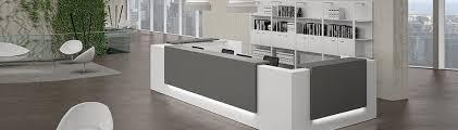 Narrow Reception Desk Reception Desks U0026 Furniture Hunts Office