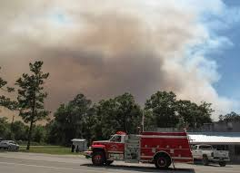 Wildfire Eternal Buy by Georgia Wildfire Dry Conditions Vexing To Firefighters