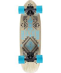 bustin modela bustin modela aztec 26 4 cruiser complete skateboard zumiez