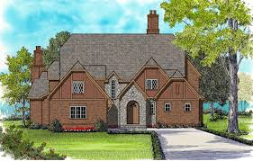 european home plan 4 bedrms 4 5 baths 6280 sq ft 127 1006
