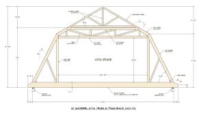 baby nursery gambrel roof house plans gambrel roof home floor