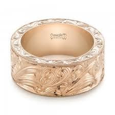 mens gold wedding rings men s wedding rings joseph jewelry bellevue seattle