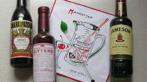 how to make a manhattan drink libations the irish manhattan the fiery redhead blog