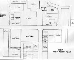 mission san diego de alcala floor plan layout of the polo town proper 1990 almost on the margin flickr