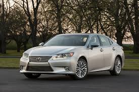 lexus and toyota the same first drive 2013 lexus es automobile magazine