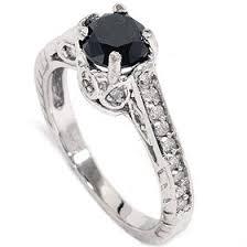 black diamond engagement rings for women black diamond engagement rings 500 infobarrel