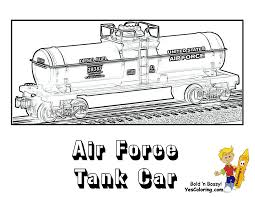 train coloring pages the sun flower pages
