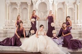 bridesmaid dresses for winter weddings inside weddings
