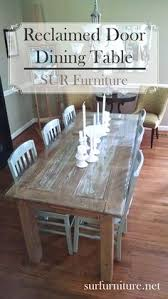 how to make a dining table from an old door how to make a diy kitchen island door tables doors and house
