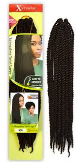 how many packs of expression hair for twists senegalese twist 14 crochet braid hair extension