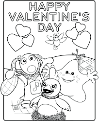 valentine coloring sheets free printable pages for preschool