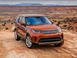 orange land rover discovery land rover discovery review parkers