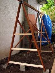 Wooden Kayak Storage Rack Plans by How To Build A Kayak Storage Rack Outdoor Spaces Pinterest