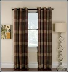 Black Tan Curtains Attractive Brown And Tan Curtains And Best 25 Brown Shower