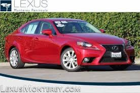 lexus is 250 4 cylinder used 2014 lexus is 250 for sale pricing features edmunds