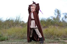jedi costume u2013 made everyday