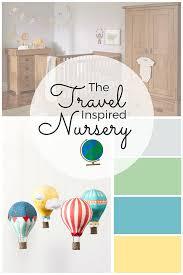 nursery decor inspiration travel oak furniture land blog