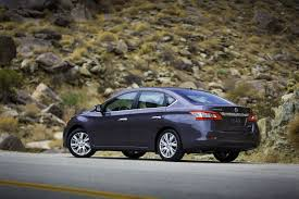 purple nissan sentra all new 2013 nissan sentra sedan pictures and details autotribute