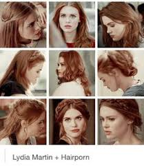 lydia martin hair holland roden as lydia martin lydia martin pinterest holland