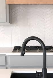 white kitchen cabinets with backsplash images 57 best kitchen backsplash ideas for 2021