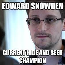 Snowden Meme - edward snowden current hide and seek chion snowden spy