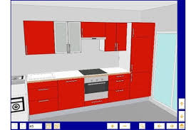 ikea cuisine en 3d plan cuisine 3d gratuit best kitchen design screenshot with plan