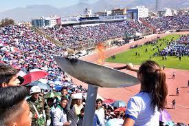 Presidente Inaugura Segunda Fase De Los Juegos | gobierno autónomo departamental de cochabamba se inauguró en el