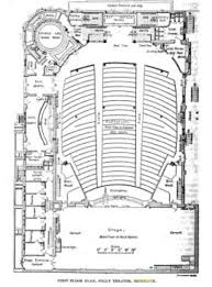 Movie Theater Floor Plan Past And Present The Folly Theater On Debevoise Street In