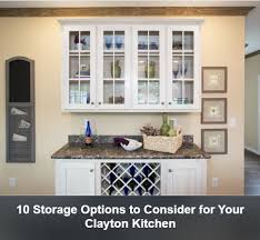 clayton homes interior options 10 storage options to consider for your clayton kitchen storage