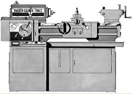 barber coleman lathes